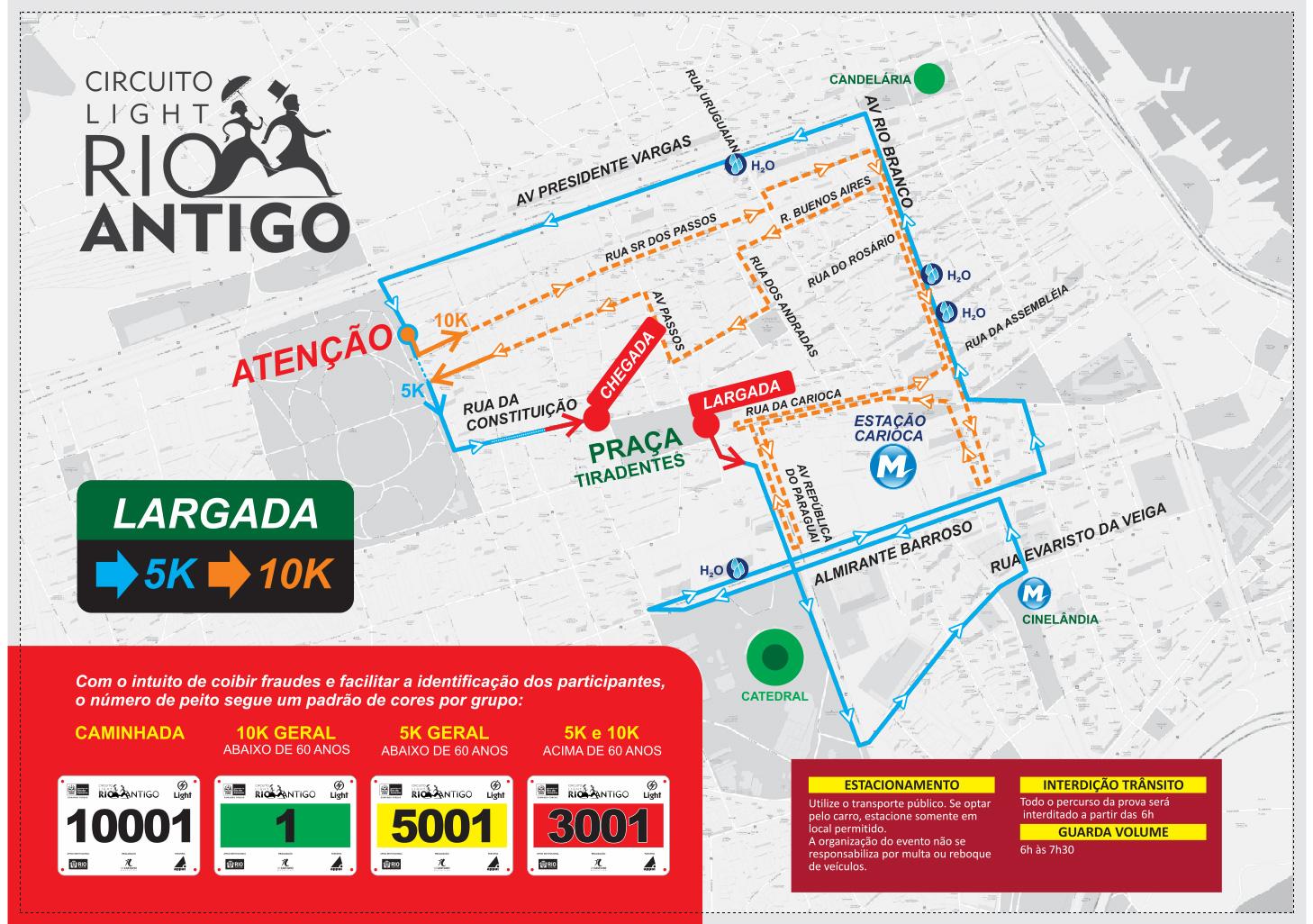 Circuito Rio Antigo : Informações para o circuito light rio antigo u2013 etapa tiradentes