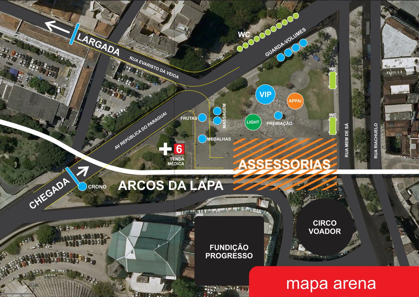 Circuito Rio Antigo : Informações importantes para o circuito light rio antigo u2013 etapa