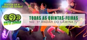 Projeto Zumba Fitness com a Equipe ABATERJ