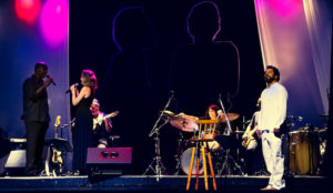 GONZAGUINHA - Rogerio Silvestre Ana Martins e banda - foto Fernando Grilli