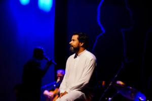 GONZAGUINHA - Rogerio Silvestre e banda - foto Fernando Grilli